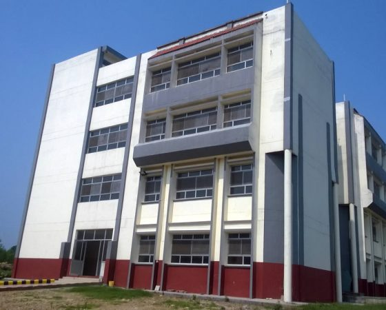 BEE-ENN COLLEGE – ADMIN BUILDING
