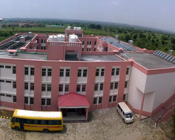 BEE-ENN COLLEGE – HOSTEL BUILDING