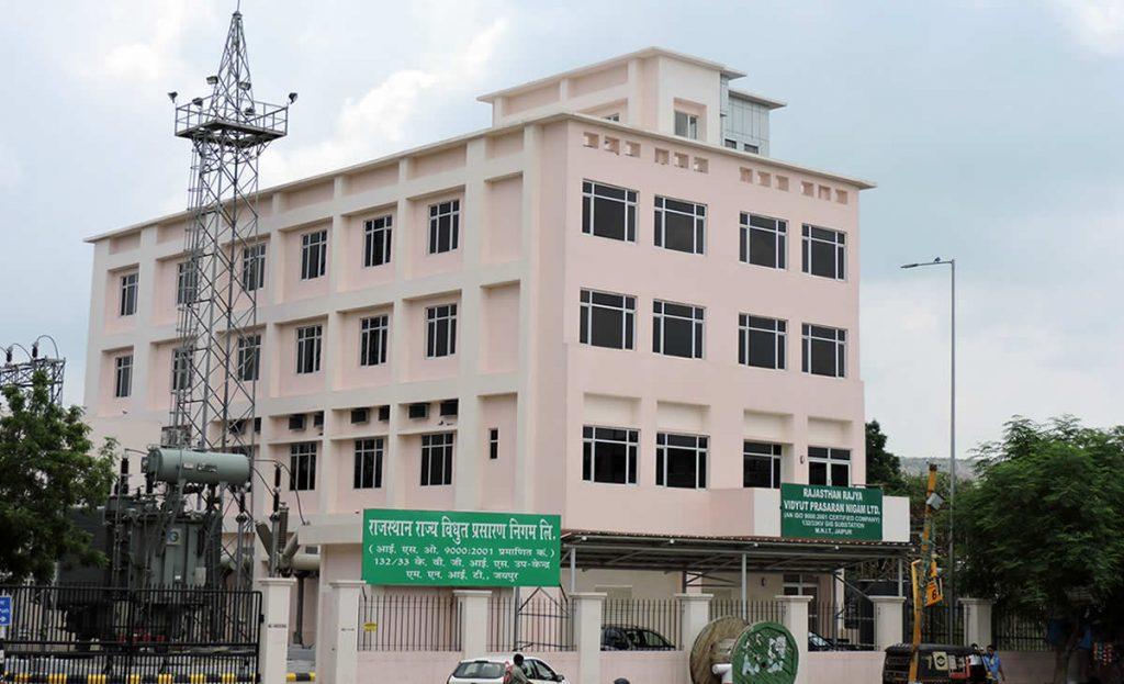 RRVPNL GIS BUILDING – JAIPUR